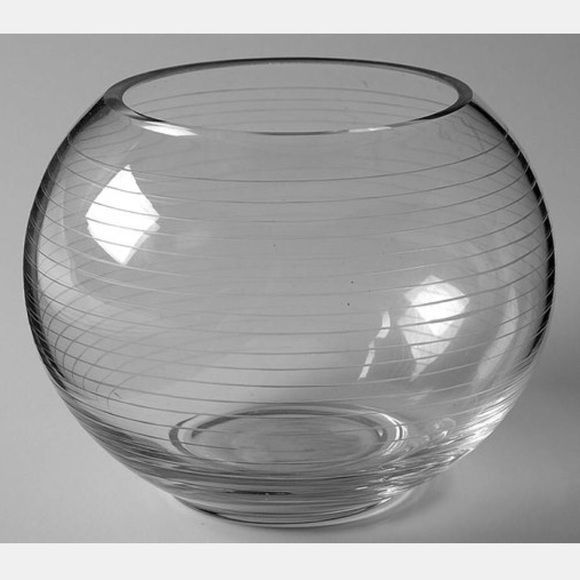 Mikasa Other - Mikasa CHEERS Horizontal Rose Bowl Votive Holder